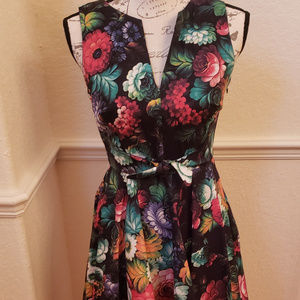 Floral CoCoNinno Dress